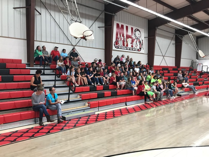 2018-2019 MHS 7th Grade Rattlers! GO RED!
